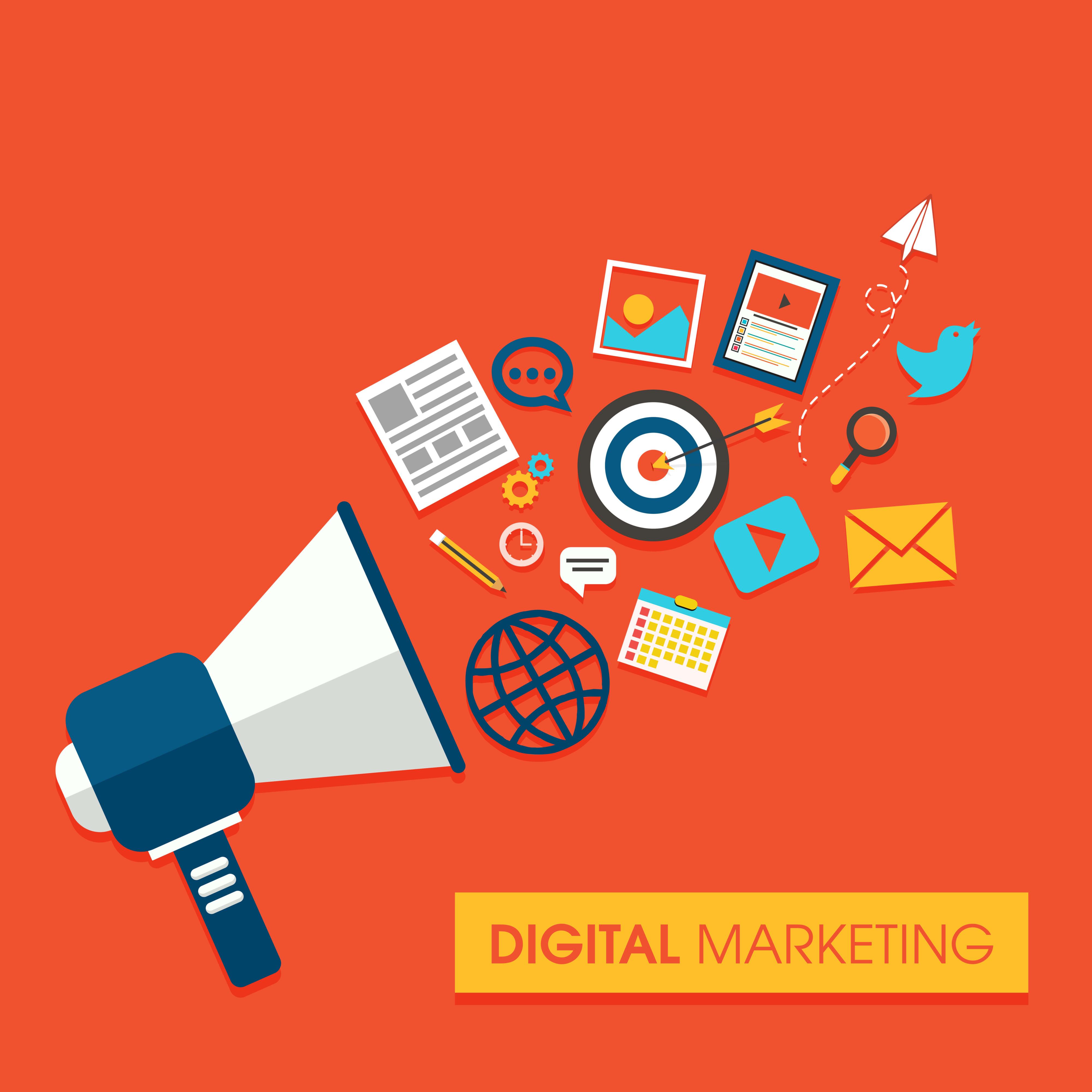 Digital Marketing Improvements and tips hong kong New Digital Noise