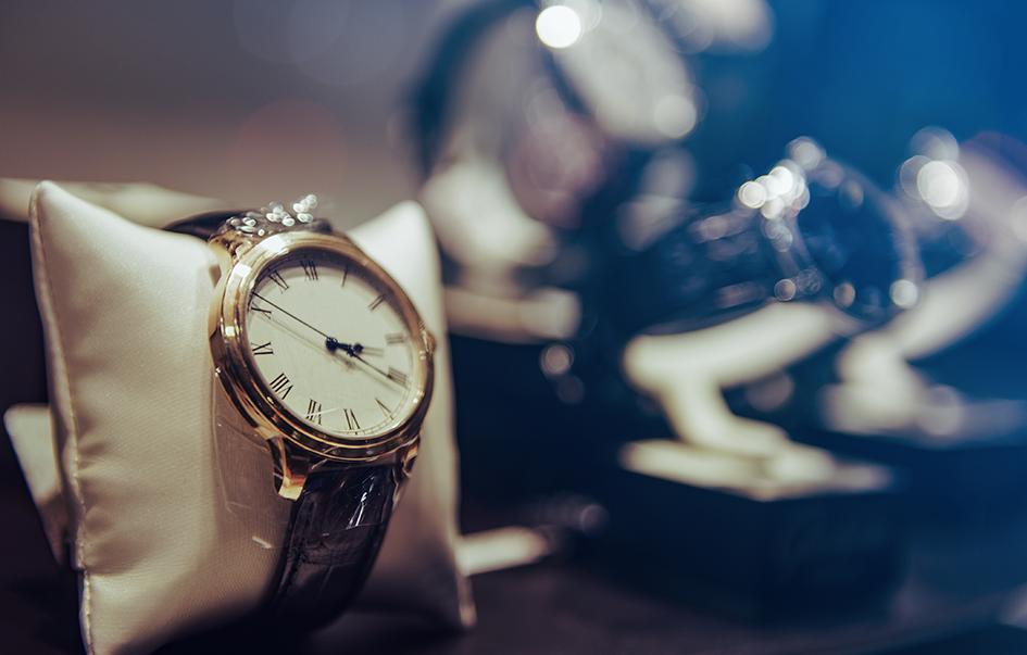 Luxury brand watches