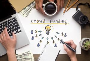 Crowdfunding-fundraising