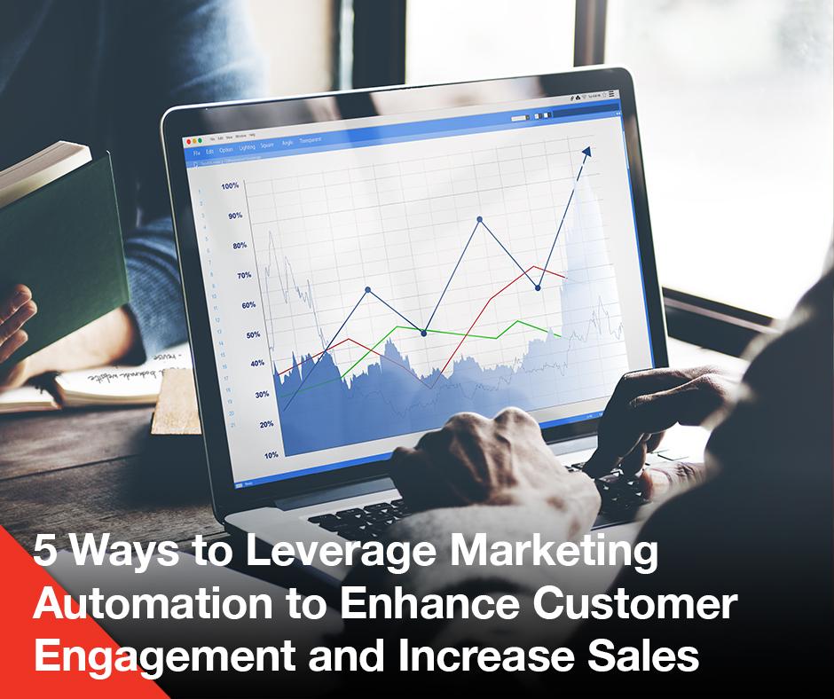 Marketing Automation enhances customer engagement