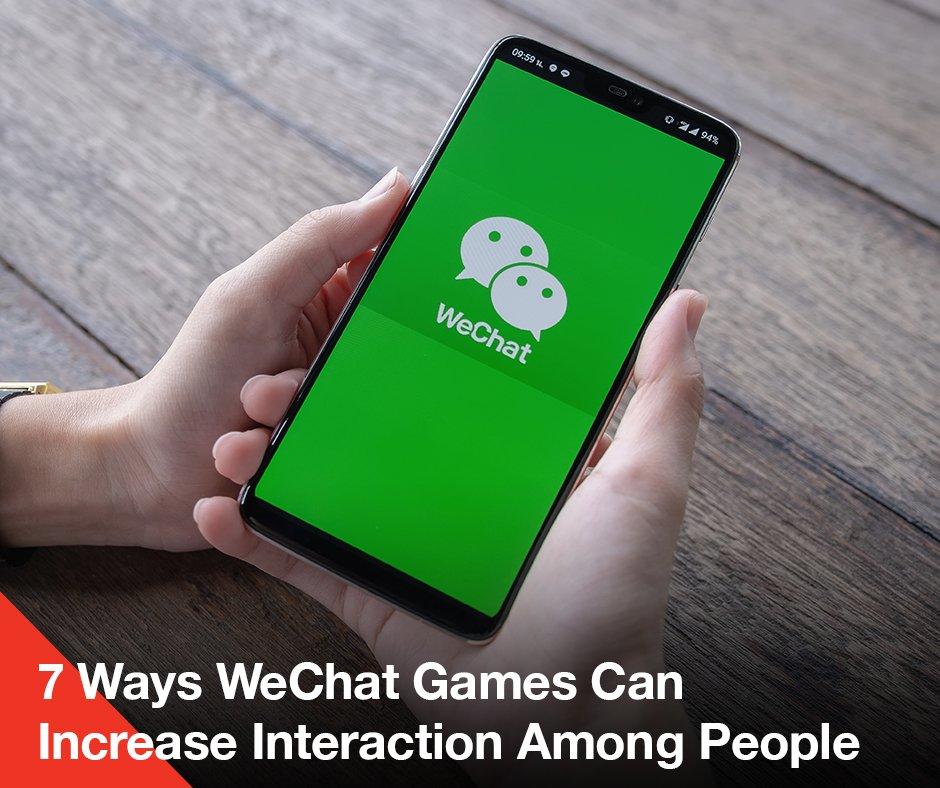 WeChat Marketing, Interaction
